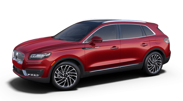 2020 Lincoln Nautilus Signature SUV
